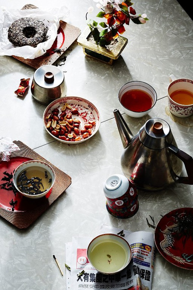 Nghi thức uống trà khắp nơi trên thế giới - 4