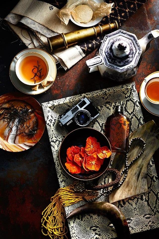 Nghi thức uống trà khắp nơi trên thế giới - 6