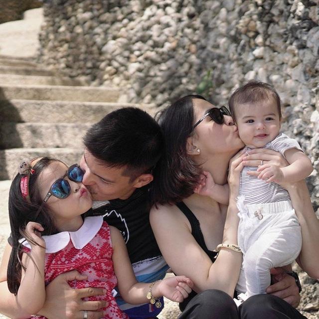 Vợ chồng mỹ nhân đẹp nhất Philippines hạnh phúc kỷ niệm ngày cưới - 6