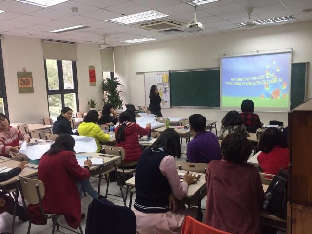 Trang bị kỹ năng truyền thông cho cán bộ ngành Giáo dục Thủ đô - 2