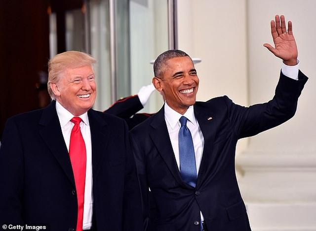 Ông Trump được ngưỡng mộ nhất nước Mỹ bất chấp bị luận tội - 1