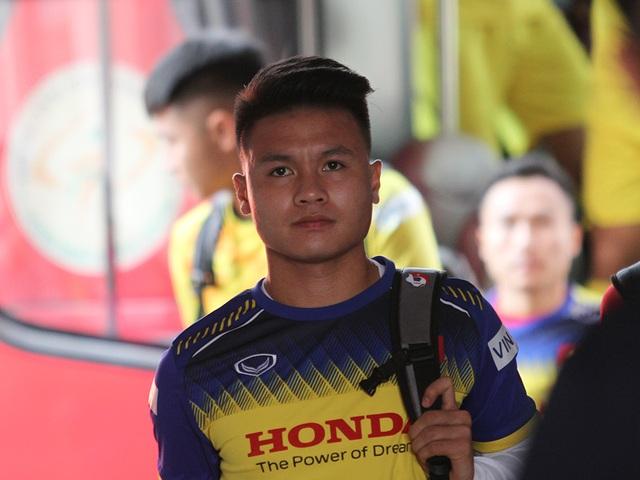 U23 Việt Nam đội nắng tập luyện trong ngày cuối cùng của năm 2019 - 2
