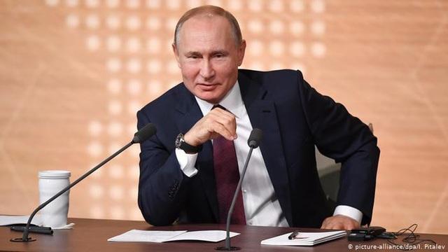 """Dự đoán những """"nước đi"""" của Nga trên bàn cờ thế giới năm 2020 - 1"""