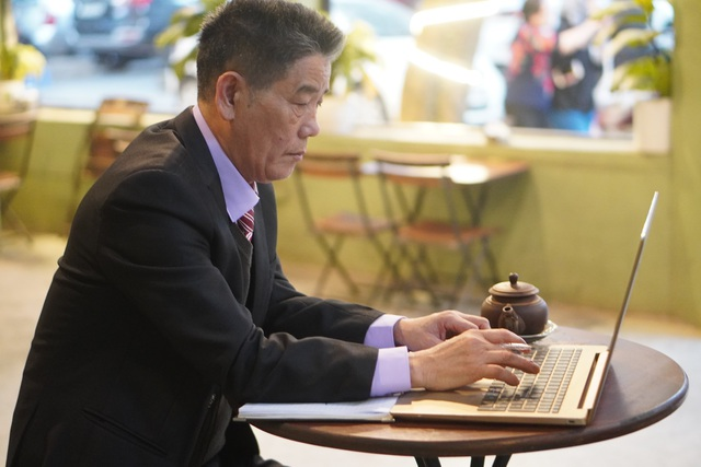 """Cùng CEO Trương Văn Trắc tìm """"ngọc quý"""" tại thị trường việc làm Hà Nội - 1"""