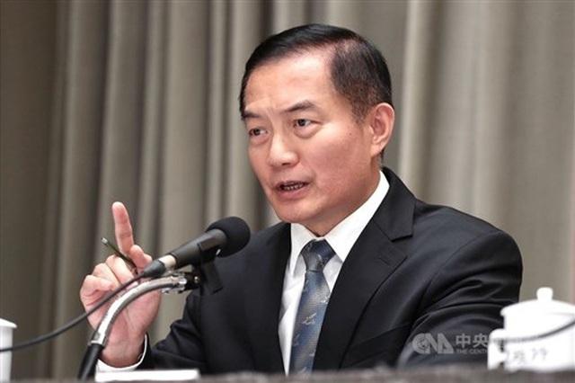 Chỉ huy lực lượng vũ trang Đài Loan mất tích - 1