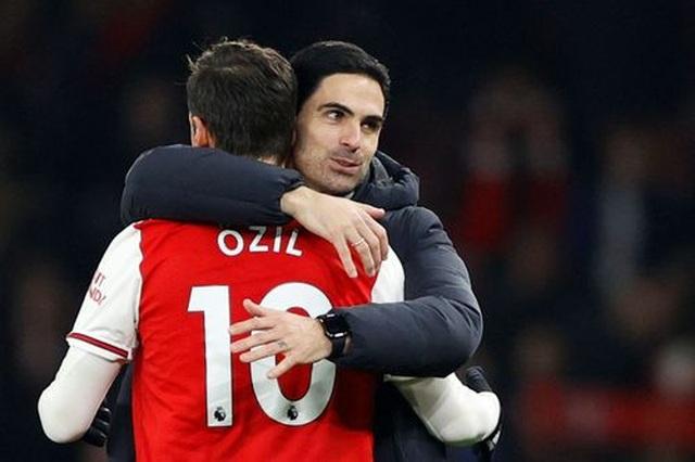 Arsenal 2-0 Man Utd: Chiến thắng xứng đáng cho HLV Arteta - 1