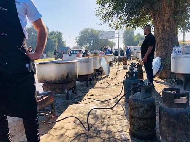 Đại sứ quán Mỹ ở Iraq tan hoang sau vụ tấn công của người biểu tình - 7