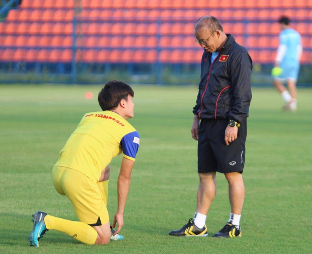 Đình Trọng buồn bã vì lỡ cơ hội dự giải U23 châu Á 2020 - Ảnh minh hoạ 4