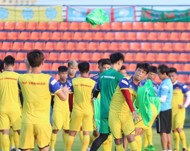 Đình Trọng buồn bã vì lỡ cơ hội dự giải U23 châu Á 2020 - Ảnh minh hoạ 5