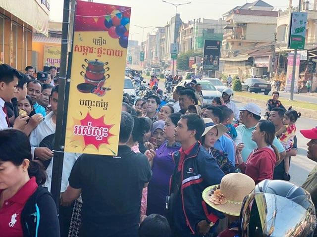 Khai trương thắng lợi, Bigphone+ của Thế Giới Di Động đặt mục tiêu dẫn đầu thị trường điện máy tại Campuchia vào năm 2020 - 1