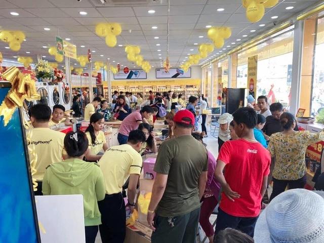 Khai trương thắng lợi, Bigphone+ của Thế Giới Di Động đặt mục tiêu dẫn đầu thị trường điện máy tại Campuchia vào năm 2020 - 2