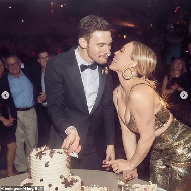 Hilary Duff chia sẻ thêm ảnh cưới - 2