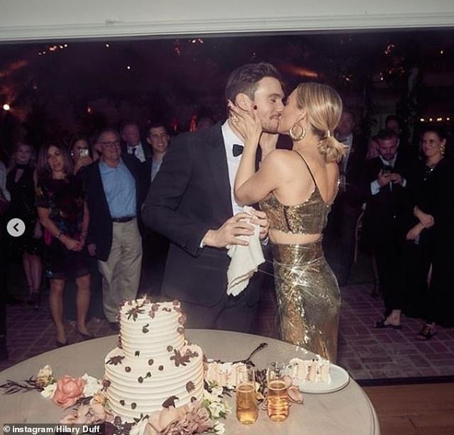 Hilary Duff chia sẻ thêm ảnh cưới - 3