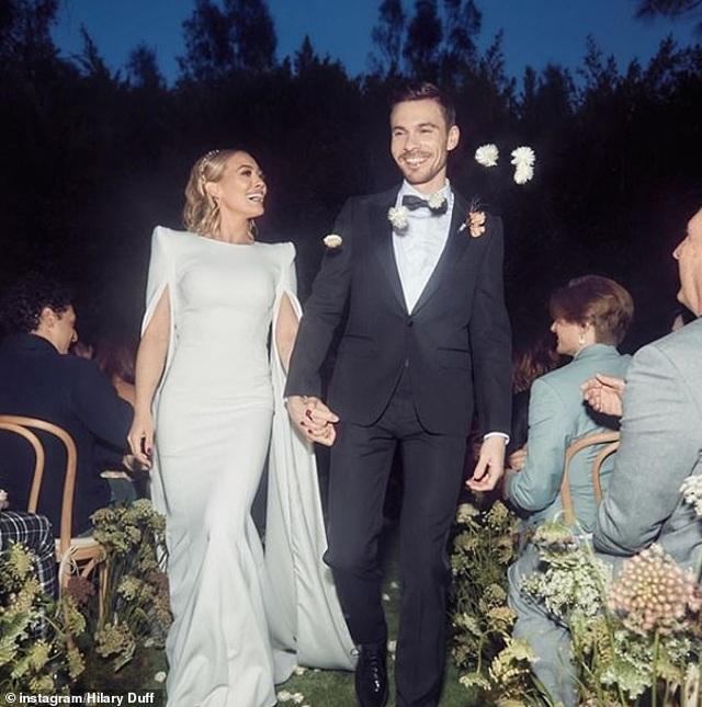 Hilary Duff chia sẻ thêm ảnh cưới - 5