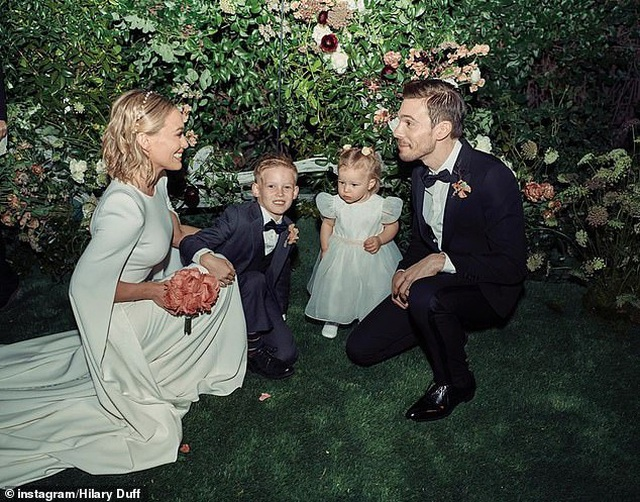 Hilary Duff chia sẻ thêm ảnh cưới - 7