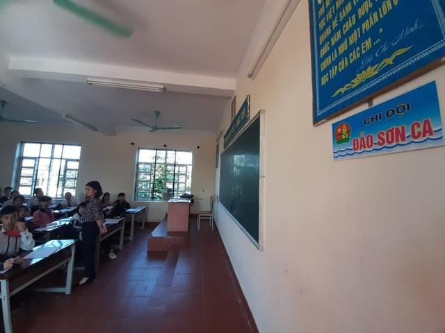 Ngôi trường đặt tên 16 lớp học theo các đảo ở Trường Sa, Hoàng Sa - 3