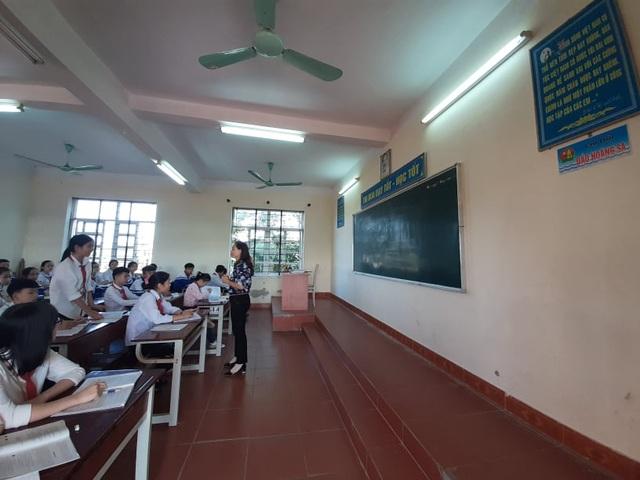 Ngôi trường đặt tên 16 lớp học theo các đảo ở Trường Sa, Hoàng Sa - 2