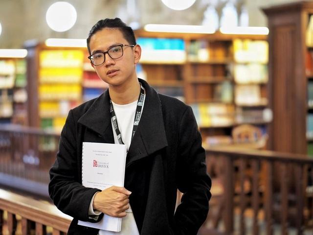 Thạc sĩ 9x ở Anh quyết định về Việt Nam phát triển sự nghiệp trong năm tuổi - 1