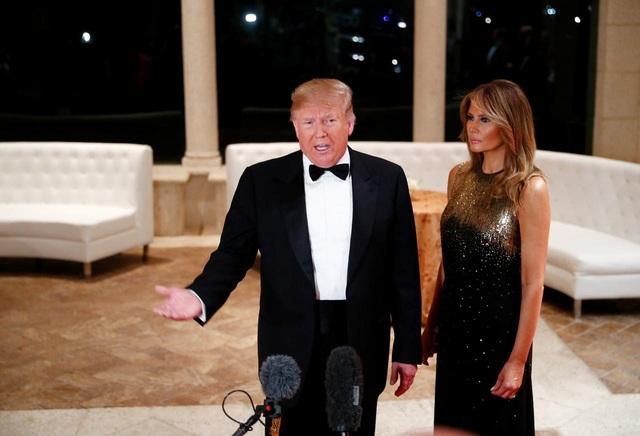 """Ông Trump nói không muốn chiến tranh với Iran sau cảnh báo """"trả giá đắt"""" - 1"""