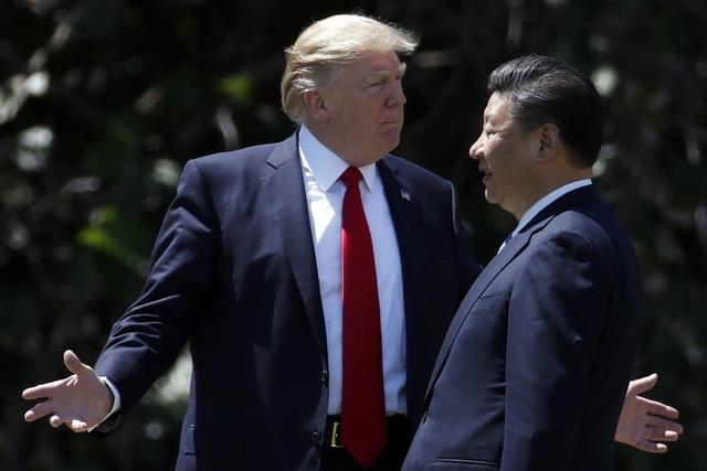 Đến Bắc Kinh, ông Trump có thể ép Trung Quốc ngay trên sân nhà - 1