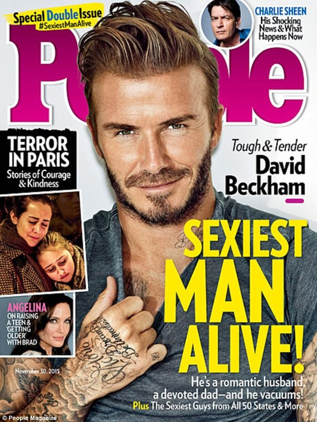 """Hai thập kỷ """"đẹp bền bỉ"""" của David Beckham - 3"""