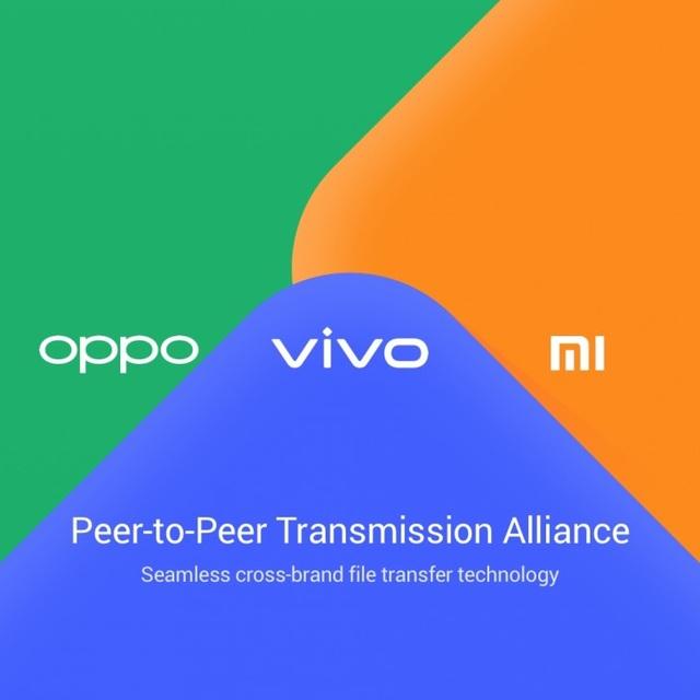 Oppo, Xiaomi, Vivo hợp tác để làm điều tưởng không tưởng này - 1