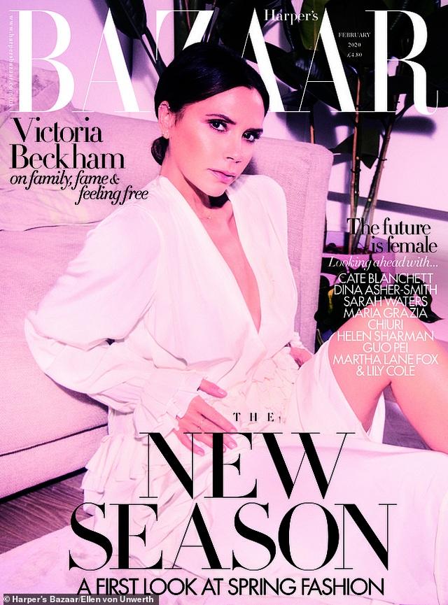 Victoria Beckham tự nhận mình không xinh đẹp - 2