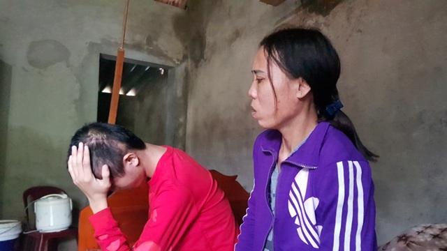 Bạn đọc giúp đỡ người mẹ nghèo đơn thân nuôi con thoi thóp trên trường bệnh - 2