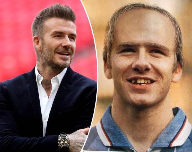 """Hai thập kỷ """"đẹp bền bỉ"""" của David Beckham - 2"""