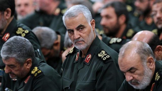 Tướng cấp cao Iran thiệt mạng tại Iraq - 1