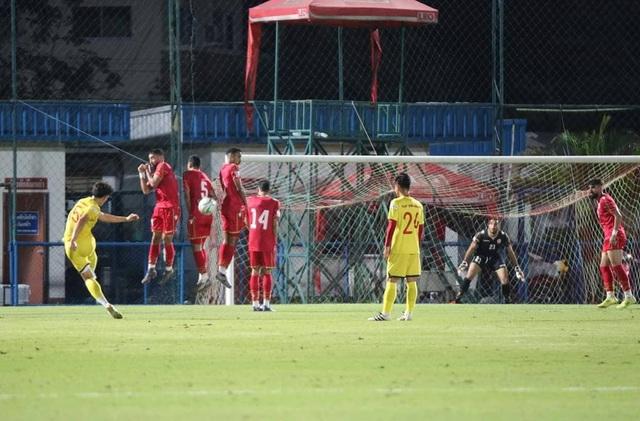 Đình Trọng bất ngờ đá chính, U23 Việt Nam thua U23 Bahrain - 6