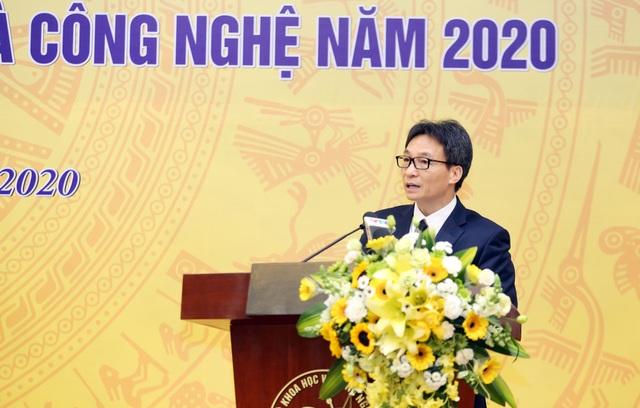 Phó Thủ tướng: Ngành khoa học phải biến tự ti thành tự tin - 2