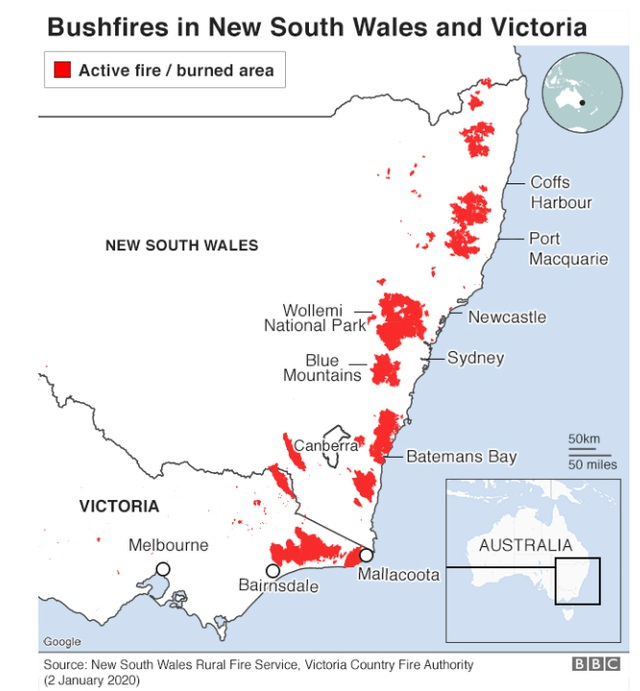 Thủ tướng Australia bị mắng mỏ, từ chối bắt tay vì cháy rừng hoành hành - 4