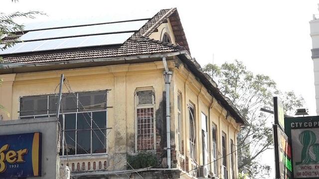 Biệt thự cổ tại TPHCM còn nguyên vẹn nhưng trên văn bản là khu đất trống - 2