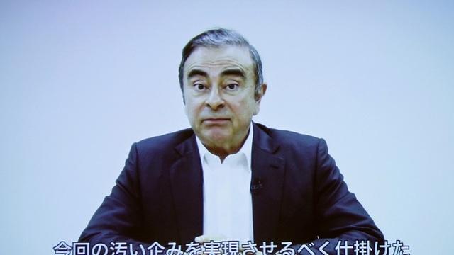 Cựu chủ tịch Nissan bất ngờ lên tiếng về cuộc đào tẩu bí ẩn - 1
