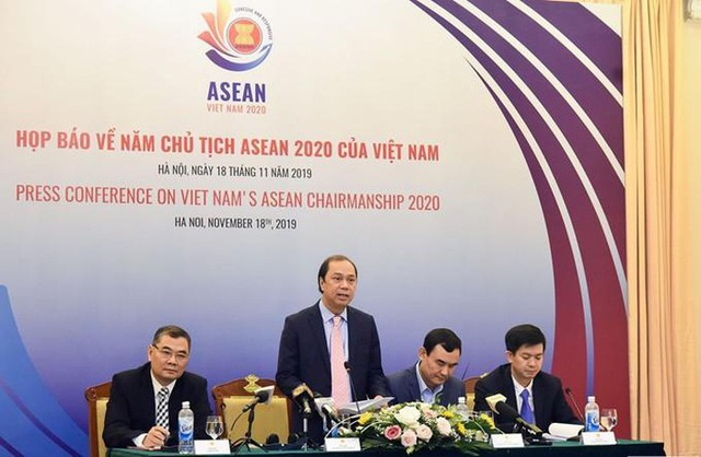 Chính thức công bố logo Năm ASEAN 2020 - 2