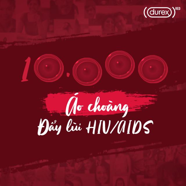 (Durex)RED - Chiến dịch kêu gọi đẩy lùi HIV/AIDS tại Việt Nam của Durex - 1