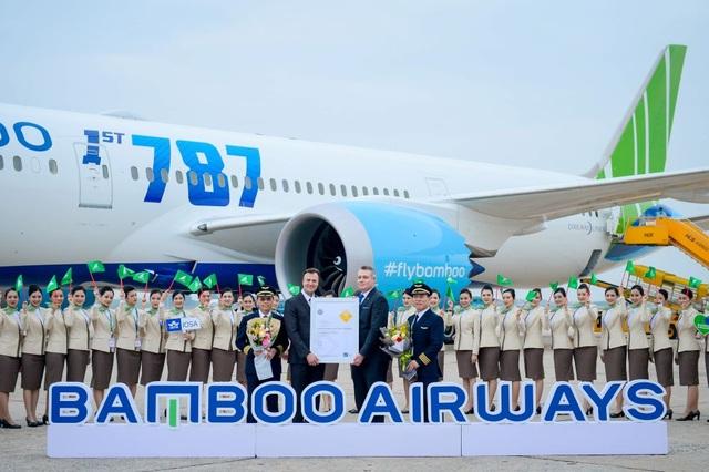 Hiệp hội hàng không quốc tế chấm điểm an toàn hãng bay Bamboo Airways - 1