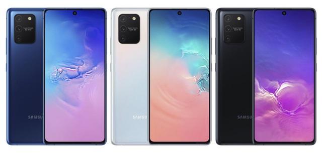 Samsung trình làng bộ đôi giá rẻ Galaxy S10 Lite và Note10 Lite  - 1
