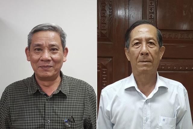 Bắt 2 cựu Phó Chánh Văn phòng UBND TPHCM - 1