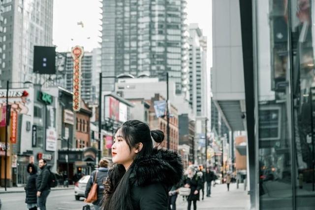 """Hot girl xứ Nghệ du học Canada: """"Tết đến, nhớ vị bánh chưng quê hương"""" - 2"""