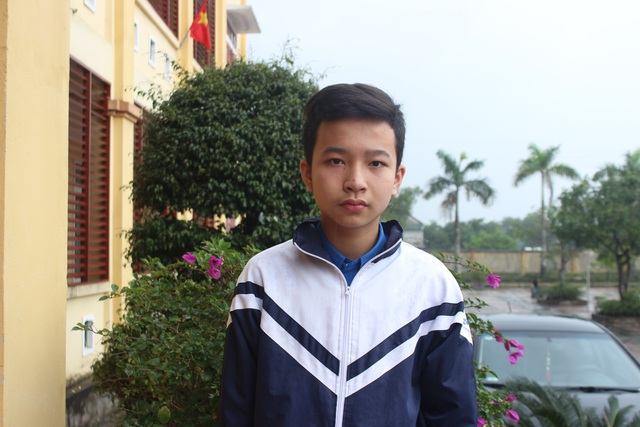 Ước mơ của cậu học trò miền biển giành giải Nhất kỳ thi HSG tỉnh môn Sinh - 1