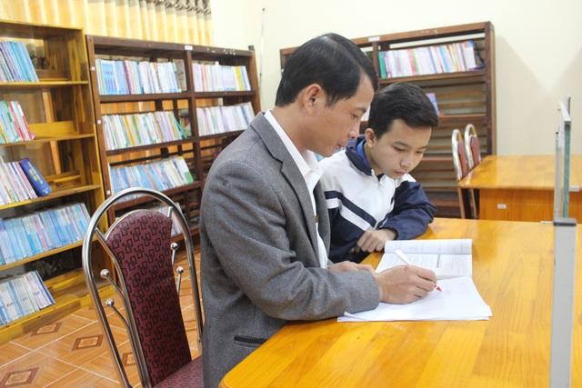 Ước mơ của cậu học trò miền biển giành giải Nhất kỳ thi HSG tỉnh môn Sinh - 3