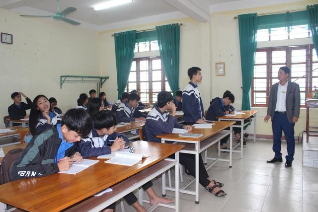 Ước mơ của cậu học trò miền biển giành giải Nhất kỳ thi HSG tỉnh môn Sinh - 2