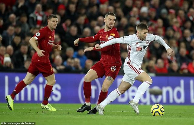 Salah và Mane lập công, Liverpool có chiến thắng đầu tiên trong năm 2020 - 2