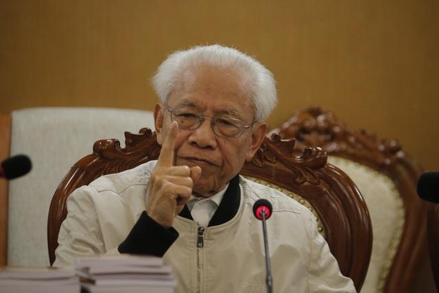 Tranh cãi gay gắt khi đối thoại về SGK công nghệ của GS Hồ Ngọc Đại - 3
