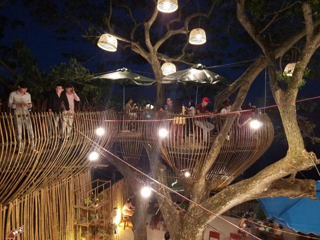 """Cận cảnh những ngôi nhà """"treo mình"""" trên cây, """"độc"""" nhất Việt Nam - 11"""