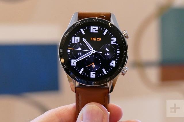 Những mẫu đồng hồ thông minh tốt nhất năm qua - 4