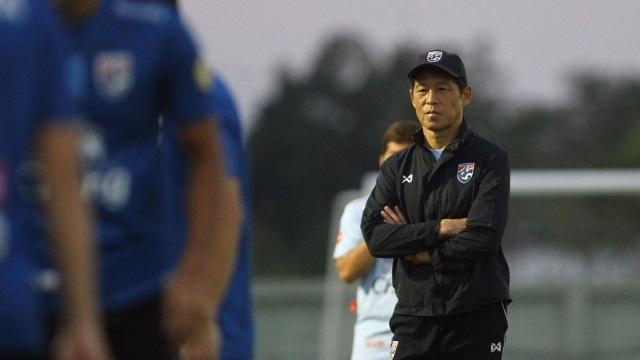 HLV Nishino lo mất ngôi sao Supachok  trước giải U23 châu Á - 1