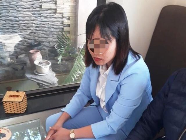 Nữ cộng tác viên bị khởi tố về tội cưỡng đoạt tài sản - 1